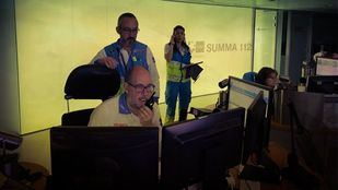 Agencia de Seguridad y Emergencias Madrid 112