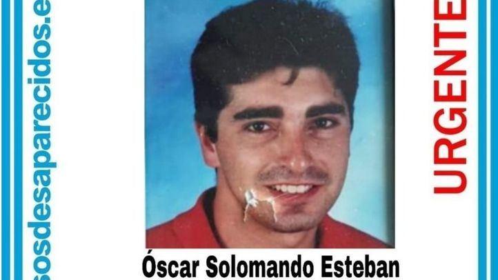 El desaparecido fue visto por última vez el viernes.