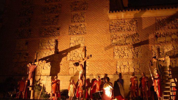Las procesiones de los municipios madrileños, paso a paso