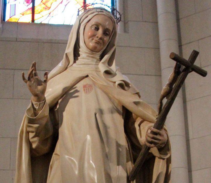 Muere la beata Mariana de Jesús, santa patrona de Madrid