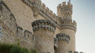 El castillo de Manzanares el Real puede conocerse a través de visitas teatralizadas.