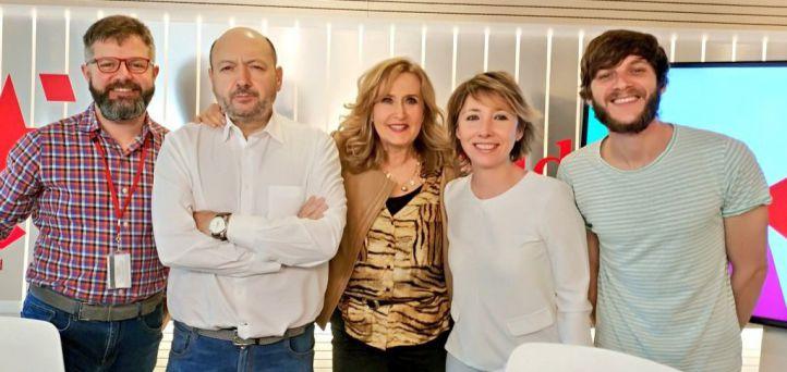 """Pablo López: """"A Gabilondo se le ha abierto la puerta"""" tras el acuerdo de Podemos e IU"""