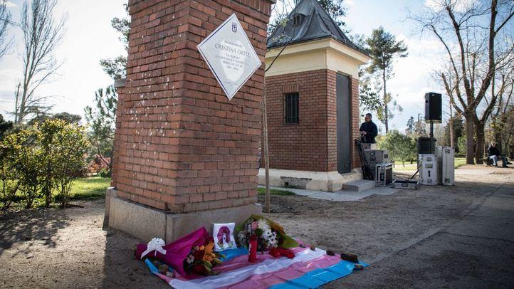 Arrancan la placa en homenaje a La Veneno
