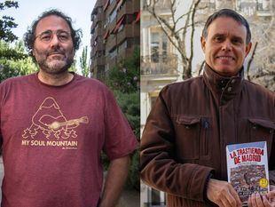 Villalobos y Leralta charlarán esta tarde en Onda Madrid