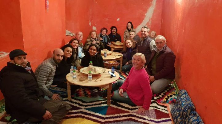 De viaje con una tribu loca por la gastronomía