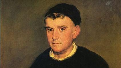 Fray Juan Fernández de Rojas, retratado por Francisco de Goya.