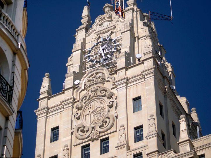 Queda fundada la Compañía Telefónica Nacional de España