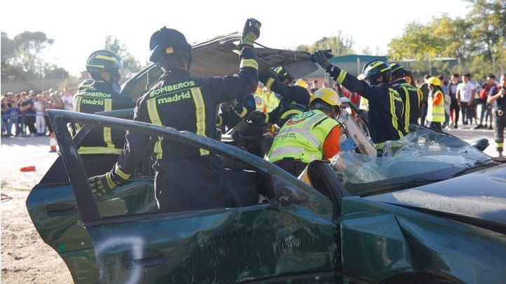 Los quince tramos más peligrosos de las carreteras madrileñas