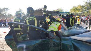 En las carreteras de la Comunidad de Madrid se han registrado 15 Tramos de Concentración de Accidentes.