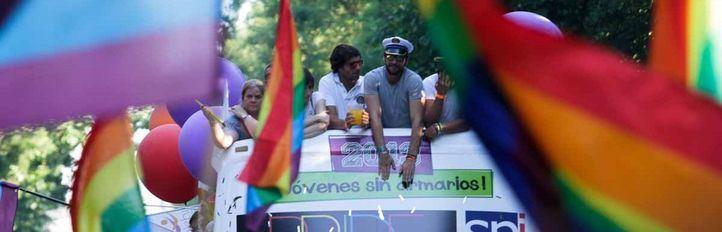 Los luchadores que señalan, cifran y denuncian la LGTBfobia