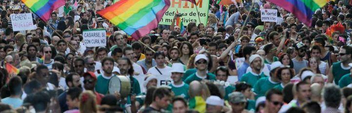 Marcha del Orgullo. Foto de archivo.