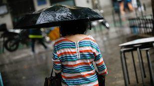 Alerta amarilla por lluvias y tormentas en la región