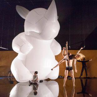 El último rinoceronte blanco, en teatros del Canal