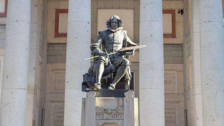 El teatro guarda relación con el arte del Museo del Prado.