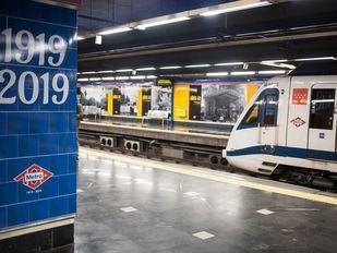 INICIATIVA MOVILIDAD Metro de Madrid: cien años como referente de la movilidad madrileña