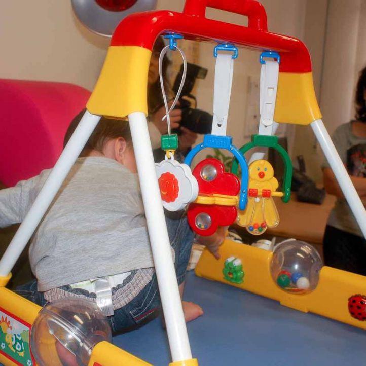Un óptimo desarrollo de los niños en lo social, sanitario y educativo