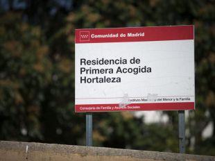 Detenido un MENA por apuñalar a otro en Hortaleza