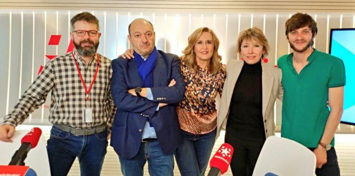 """María Cano: """"Vox necesita 10.000 personas para repartirlas por toda España"""""""