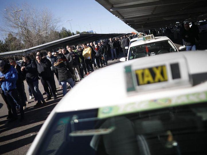 'Luz verde' a la campaña pro taxi de la Comunidad