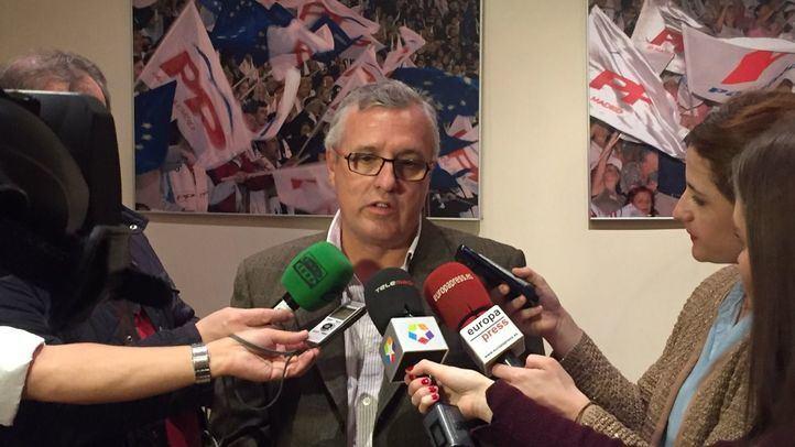 Luis Asúa será el número 7 en la lista municipal de Vox