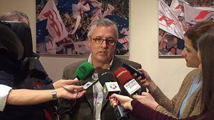 Luis Asúa, rival de Cifuentes en las primarias del PP de Madrid de marzo de 2017 y actual número 7 de la lista de Vox al Ayuntamiento de Madrid.