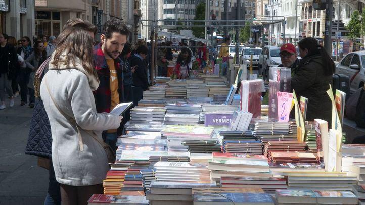 De ruta por Madrid en busca de libros