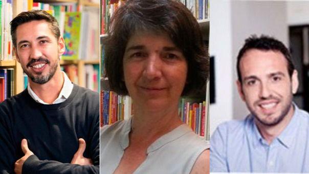 Homenaje al Día del Libro con especialistas del sector