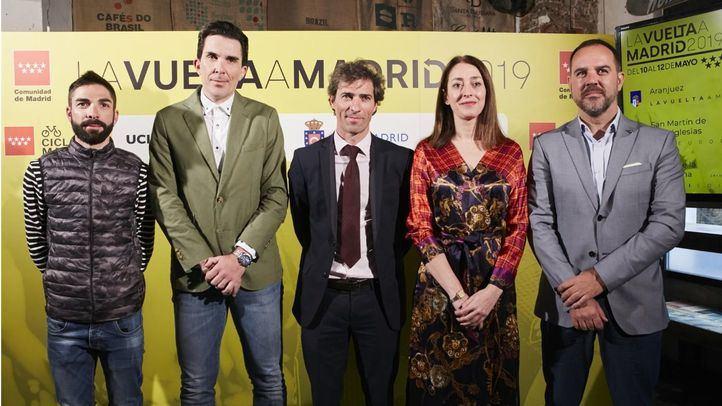 La Vuelta Ciclista a Madrid recorrerá Aranjuez, Alcalá, Chinchón y El Escorial
