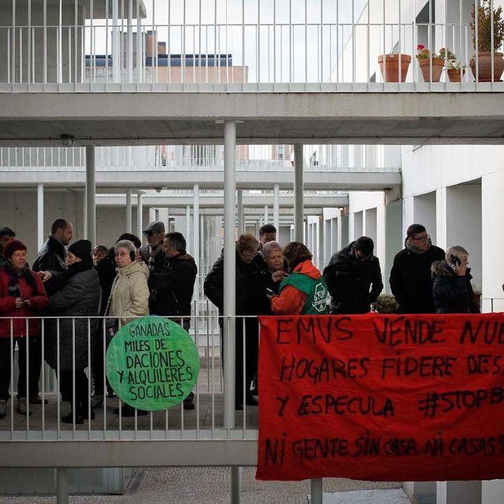 Blackstone pone a la venta las viviendas sociales enajenadas por Ana Botella