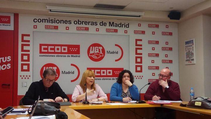 Los sindicatos alertan del aumento de muertes por patologías no traumáticas e infradeclaración de enfermedades profesionales