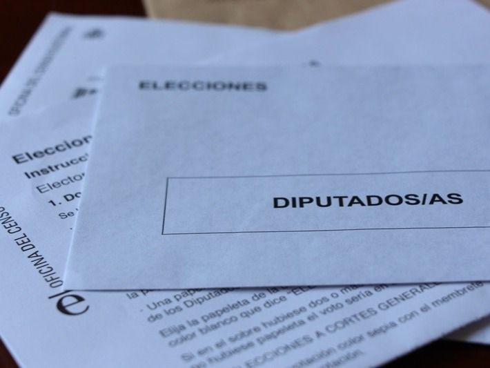 El plazo para pedir el voto por correo se cierra el 26 de abril.