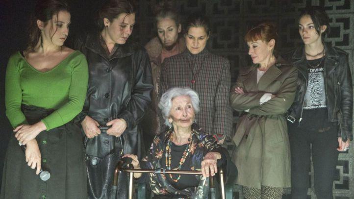 Mi película italiana: la abuela tiene una pistola