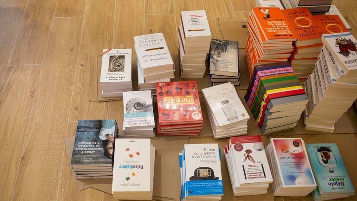 Muchos libros para disfrutar del fin de semana