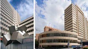 Plaza de Cubos, C/ Juan Esplandiú 11-13Parque, Empresarial Ática y Avenida del Partenón 16-18