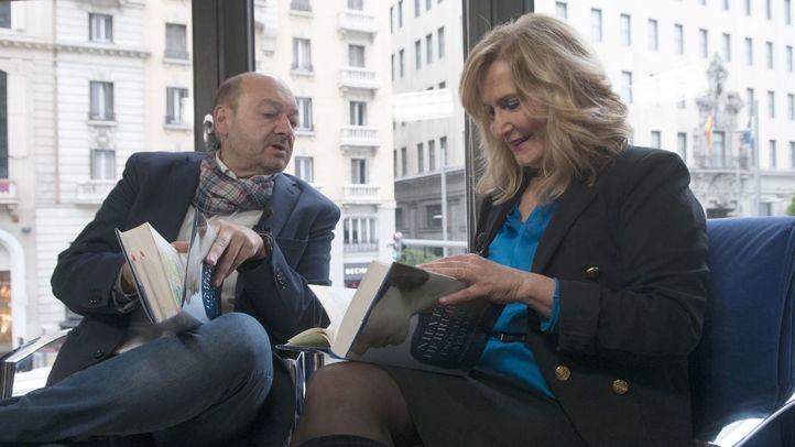 Nieves Herrero reivindica en su última novela a Pilar de Valderrama, la mujer tras la musa de Machado