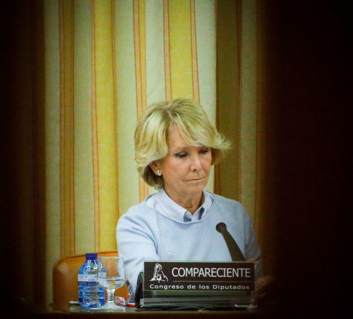 La UCO vincula a Aguirre con reuniones para recompensar con contratos públicos a empresas de la Púnica