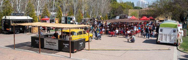 Pozuelo de Alarcón celebra la IV Edición de Food Truck