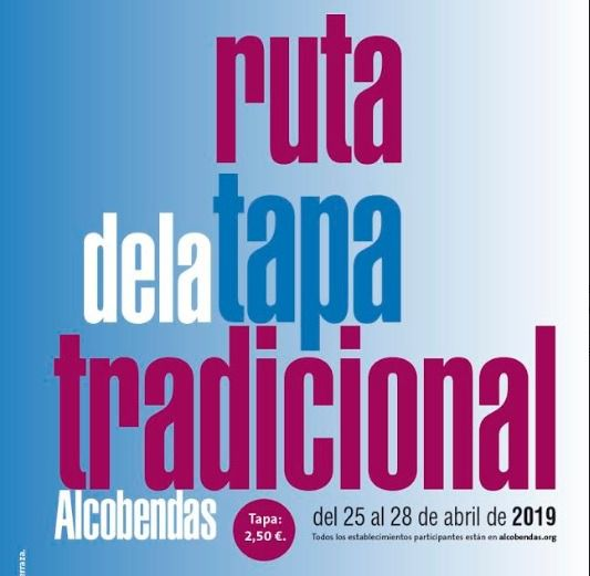 Hasta el domingo 28: 'Ruta de la Tapa de Alcobendas'