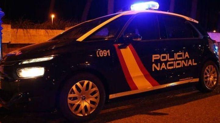 Detenido cuando robaba una casa en el barrio de Salamanca