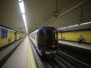 Paros a media tarde en las líneas impares de Metro