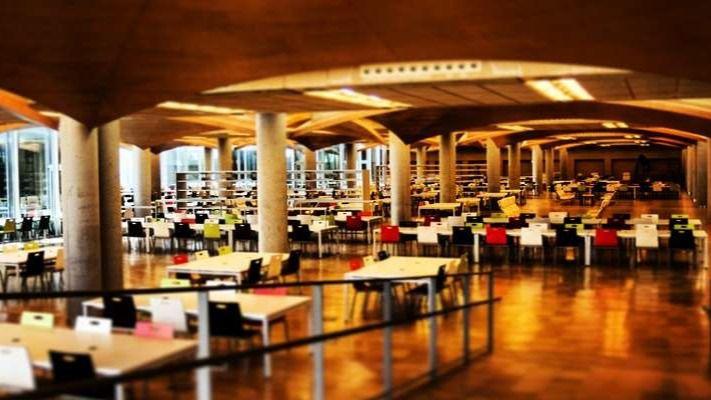 Biblioteca María Zambrano