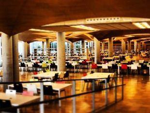 La UCM restringe el acceso en festivos, fines de semana y en época de exámenes a la Biblioteca María Zambrano