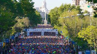 Récords de marcas en el Maratón y de intervenciones sanitarias: 130 personas atendidas por dolencias