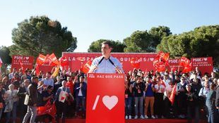 Cierran los colegios y todo apunta a una victoria clara del tándem PSOE-Unidas Podemos