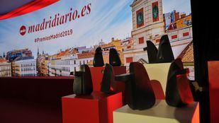 Siga en directo la gala de los XVII Premios Madrid