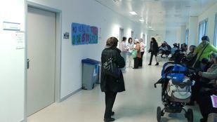 Sala de espera Hospital Infanta Sofia