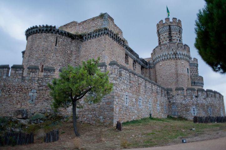 Castillo de Manzanares.