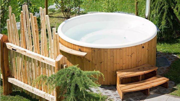 Beneficios de tener un spa exterior en casa