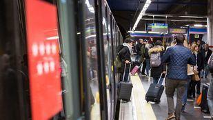 La modernización del Metro llega a Esperanza, estación en la línea 4