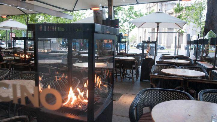 Centro cambia el horario de las terrazas y endurece las licencias de bares